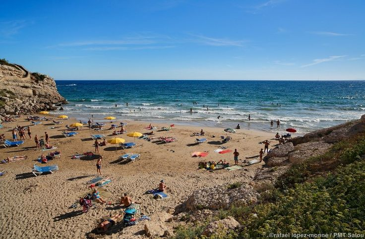 Llenguadets Beach