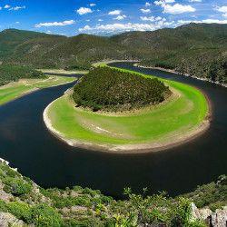 Meandro Melero - Las Hurdes, Extremadura, Spain
