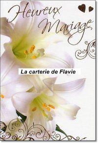 carte mariage http://lacarteriedeflavie.com/