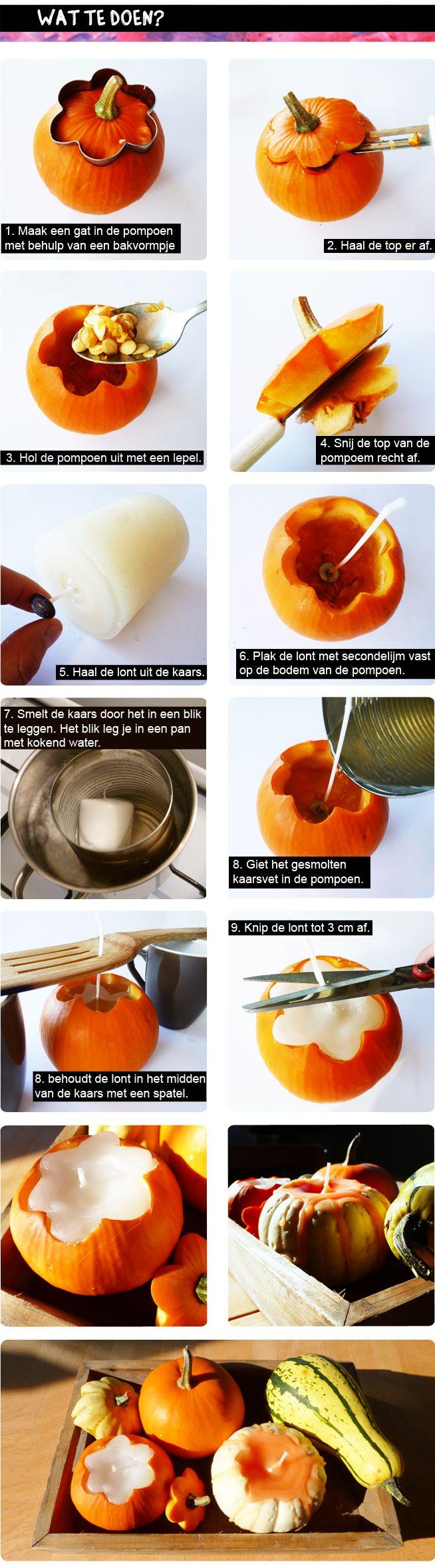 poempoen kaars - www.datzitwelsnor.net
