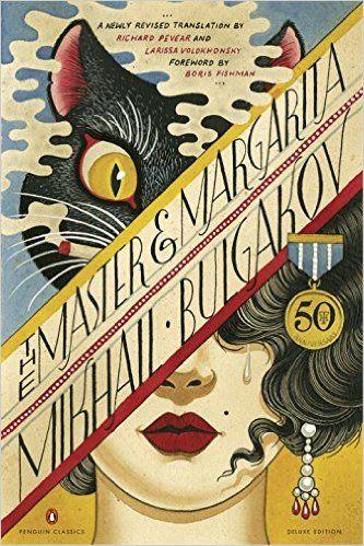 The Master and Margarita: 50th-Anniversary Edition (Penguin Classics Deluxe Edition): Mikhail Bulgakov, Christopher Conn Askew, Richard Pevear, Larissa Volokhonsky, Boris Fishman: 9780143108276: Amazon.com: Books