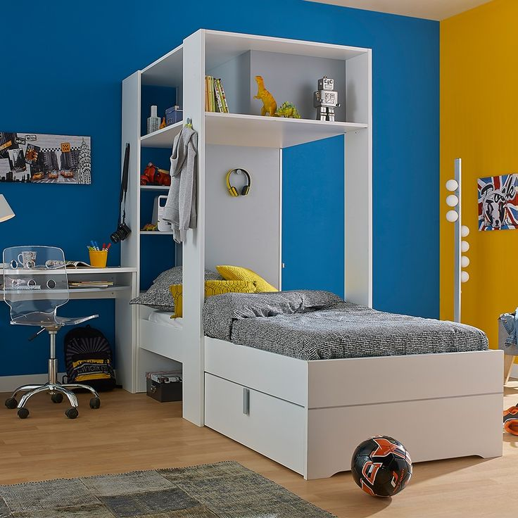 17 best images about children 39 s beds on pinterest - Childrens bedroom furniture with storage ...