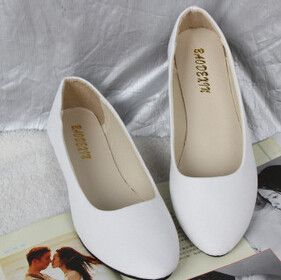 Shoes for women flat shoes round toe 20 colors available