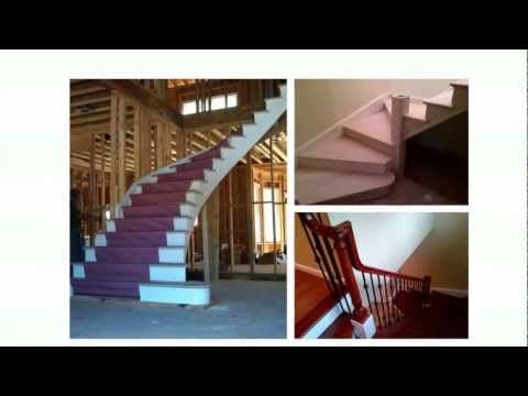 Custom And Prefab Staircases | Prefabricated Stairs , Prefab Staircases Wood  , Stair Kits
