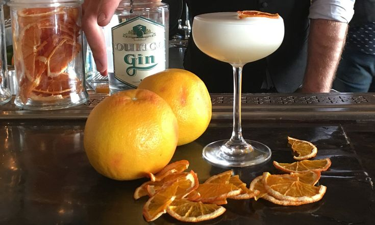 Zest. Hains & Co's. Adelaide. Drinks. Discover. Enjoy. Treat. InDaily.