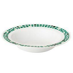 Boutique™ Precious Colors 28-oz Wide Rimmed Bowl, Emerald Green