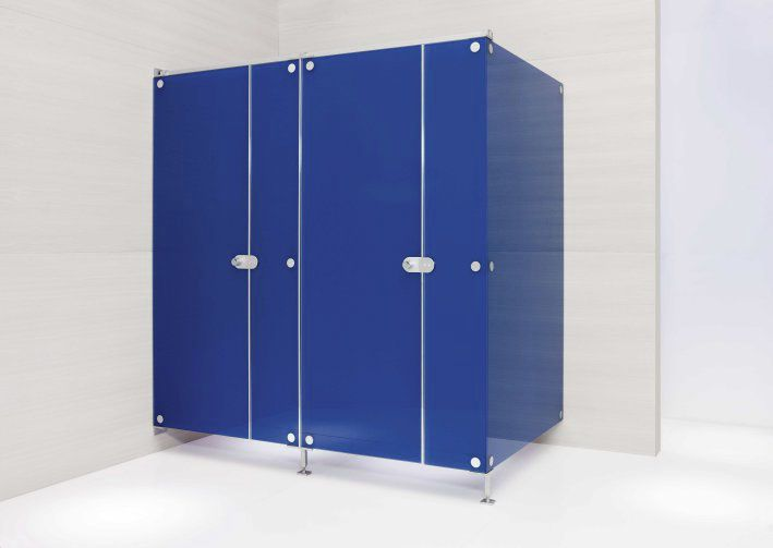 Commercial Toilet Partition   TWS 100   SPRINZ