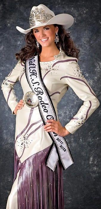 Dakota Passey Nat L High School Rodeo Queen 2011 2012