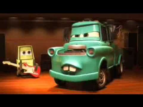 Car Toons Mater Music Video    Check out our Tow Mater Pogo Hop! http://store.hedstromspecialty.com/products/productdetail/part_number=55-5896/9287.0.1.1.107050.0.0.0.0