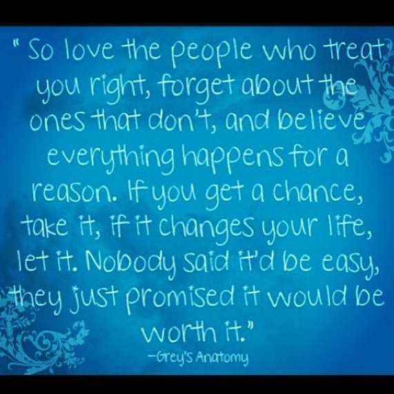 best Grey's quote ever