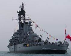 BAP Almirante Grau (CLM-81)