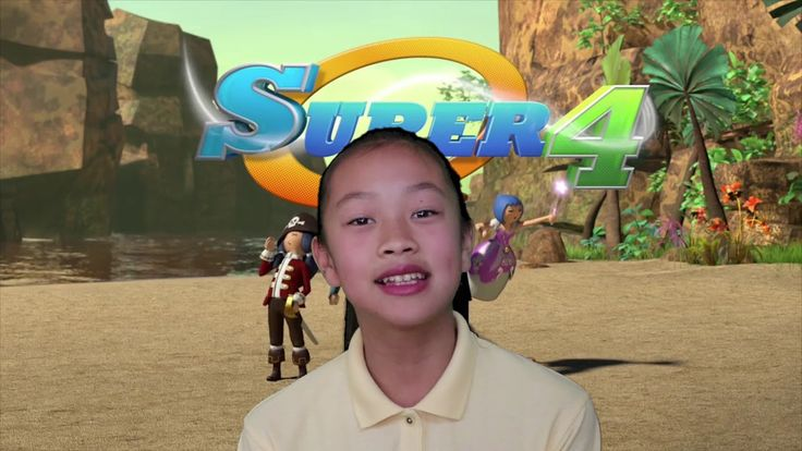 DVD Review: SUPER 4 -  WELCOME TO KINGSLAND! by KIDS FIRST! Film Critic Jolleen M. #KIDSFIRST! #Super4 #Playmobile