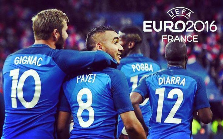 GignacPayet et Diarra  #equipedefrance #euro2016 #gotoreunion #gignac #payet #wevegotpayet #dimitri #dimitripayet #diarra #lareunion974 #lareunionlela #lareunion #974 #france #fiersdesbleues #fieredetrebleus etrebleus  #go #reunionisland #followers by dimitri_payet_fans_officiel