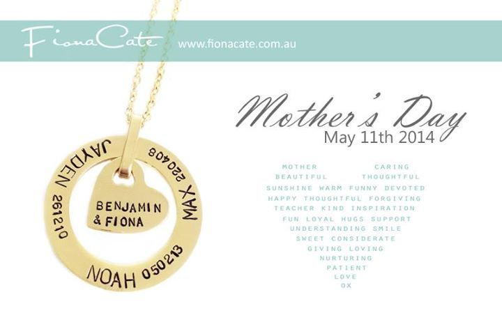 Family tree engraved necklace