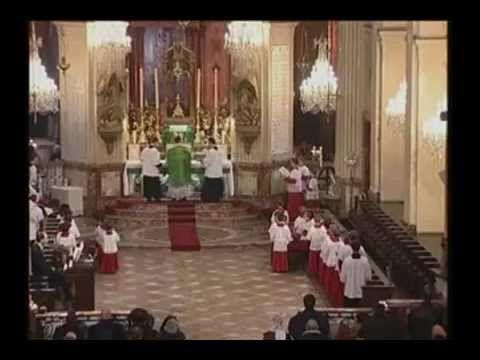pentecostes missa