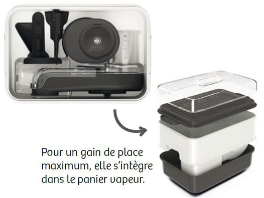 robot cuiseur tout en 1 kcook multi ccl405wh kenwood france 1 avec les robots cuiseurs. Black Bedroom Furniture Sets. Home Design Ideas