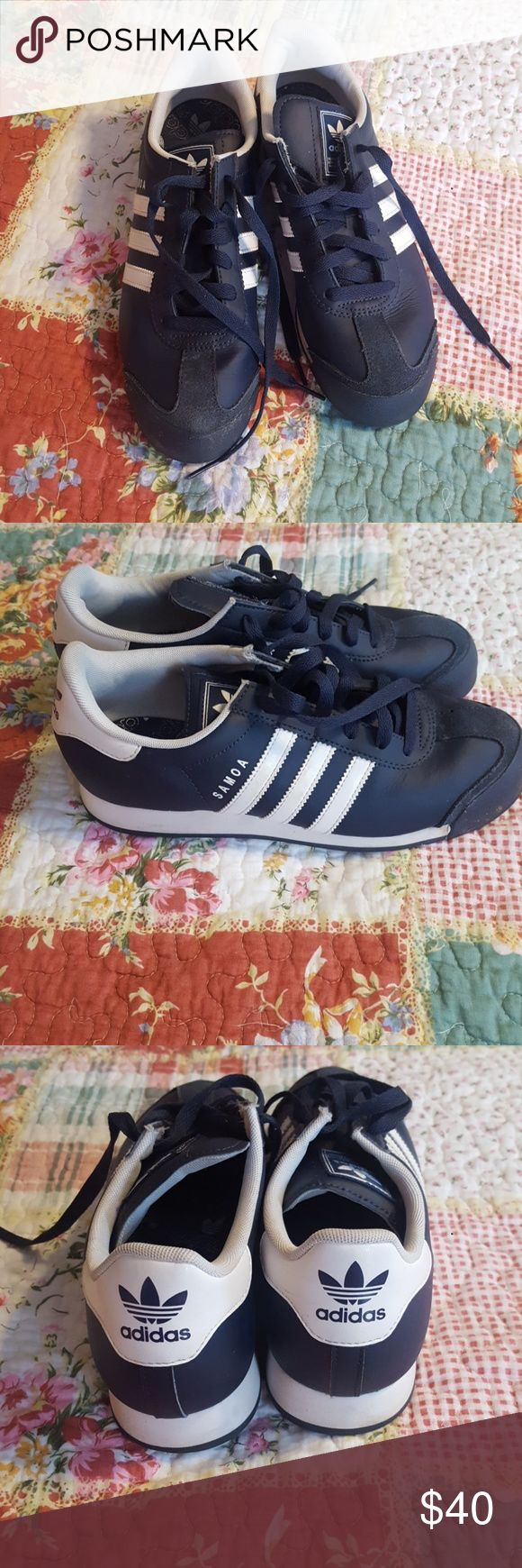 Adidas tennis shoes Adidas tennis shoes only worn a few times really good condition. adidas Shoes Sneakers