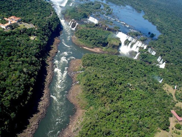 Foz do Iguaçu - Brasil/Argentina