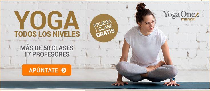 YOGAONE Mandri | Yoga en Barcelona - YOGAONE