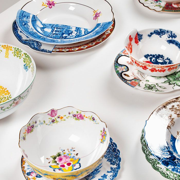 CeramiX: A Series Of Ceramic Tableware With A Hybrid Design That Reflects  The History Of