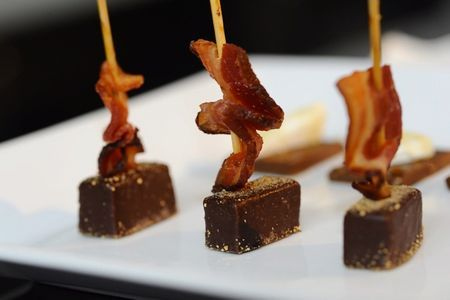 Weird but good:  Unusual foods to pair with bacon - Bacon-and-chocolate and other pairings.