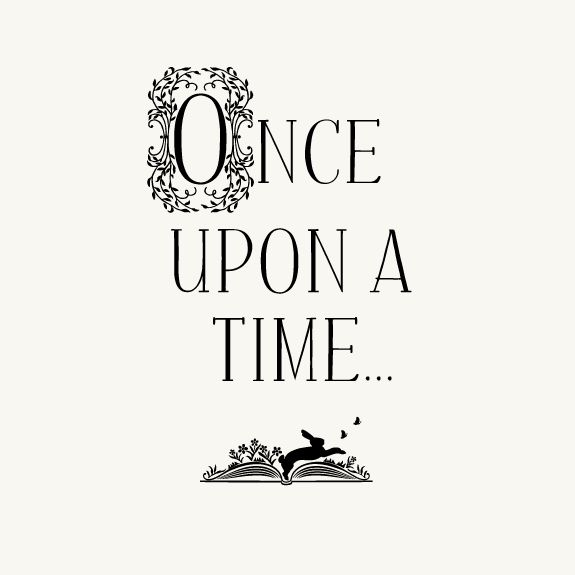A storybook font via besotted blog