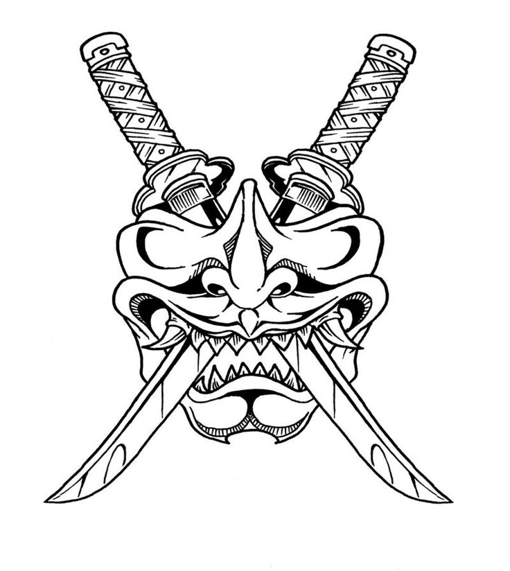 kabuki mask template - 1000 ideas about samurai mask tattoo on pinterest mask