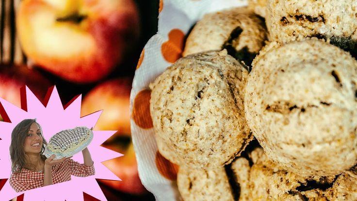 Biscotti Integrali Cuor di Mela - Biscotti Vegani
