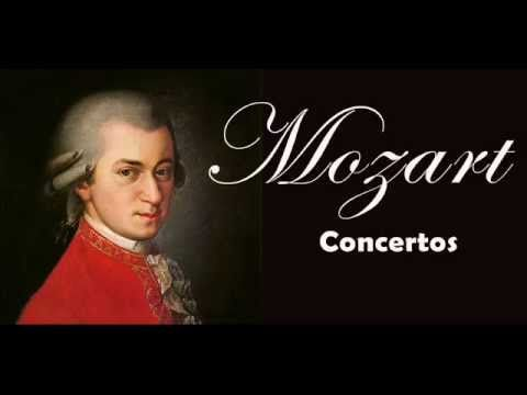 Mozart - Concertos For Piano, Flute, Flute And Harp http://www.youtube.com/watch?v=juzeGAdCGOA&list=UUyOfqgtsQaM3S-VZnsYnHjQ