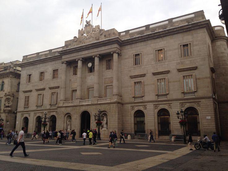 Barcelona, ES - May 2015