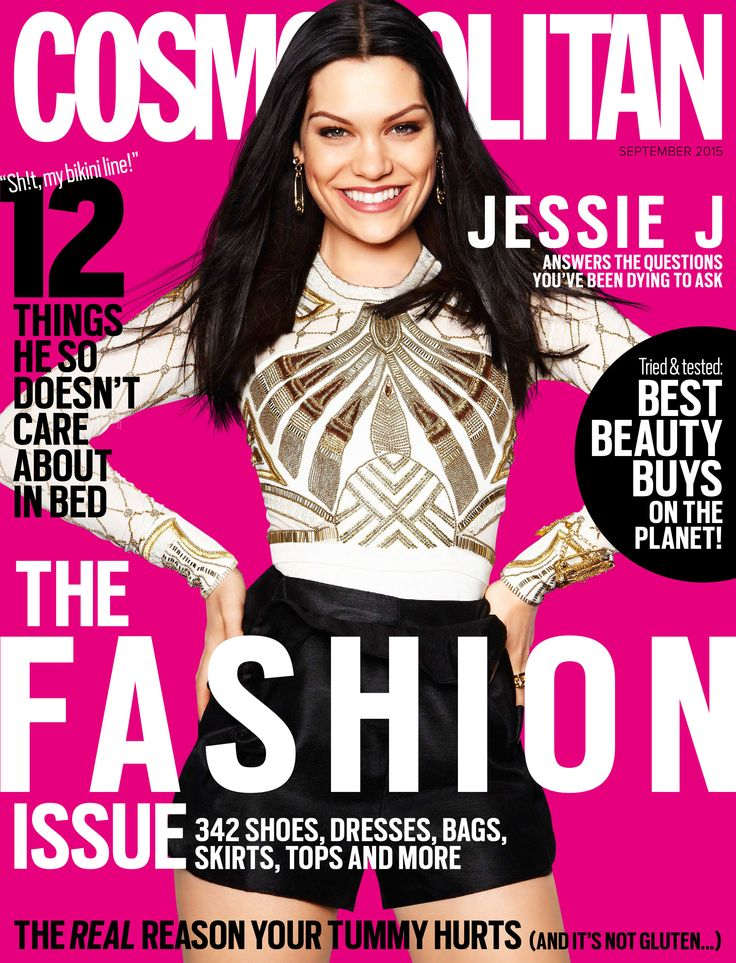 Cosmo Australia September 2015