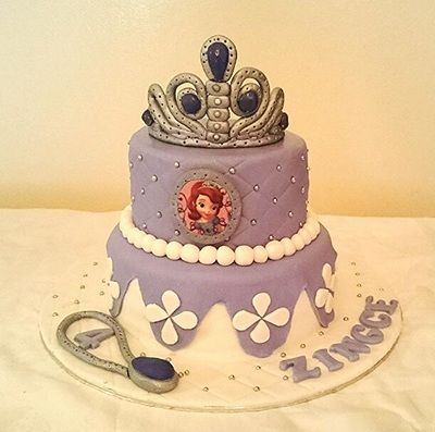 Sweet Sofia Cake Design Verona : 1000+ ideas about Sofia Birthday Cake on Pinterest ...