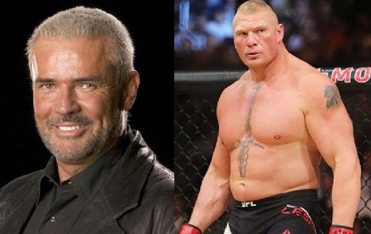 """Eric Bischoff on Brock Lesnar going back to UFC, """"he's a unique animal"""""""