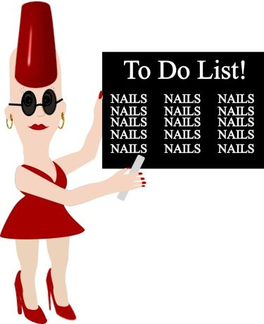 Salon Humor To Do List