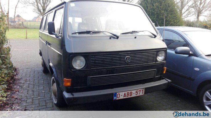 ik verkoop mijn busje wegens aankoop stadsautootje Start en rijdt goed carrosserie is deel onder handen genomen, 1500 euro in geïnvesteerd Interieur...