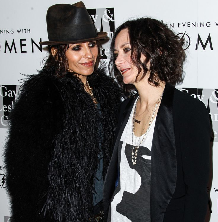 Sara Gilbert and Linda Perry Got Married!