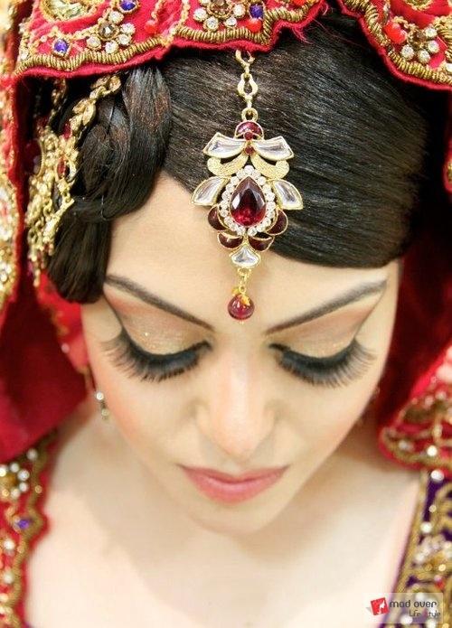 Bishnoi wedding hairstyles