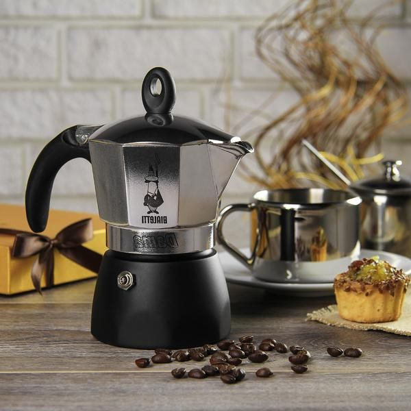<b>Гейзерная кофеварка Bialetti</b> Dama Gran Gala (на 3 чашки по 50 ...