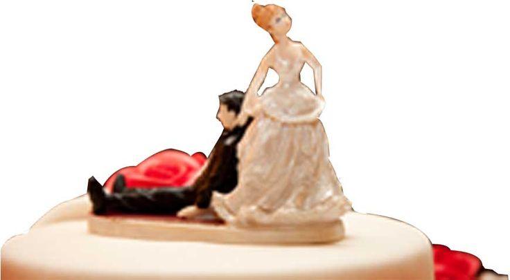 Quando i cake toppers fanno la differenza sulla torta nuziale  www.fioreriasarmeola.com