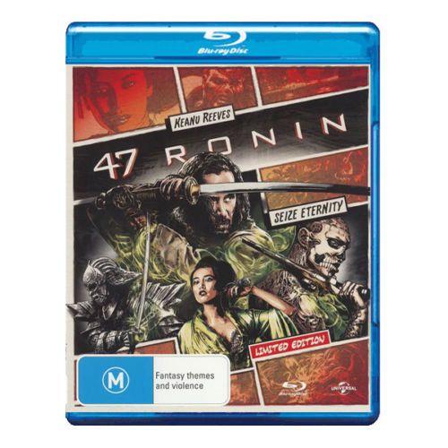 47-Ronin-Blu-ray-Brand-New-Region-B-Aust-Keanu-Reeves