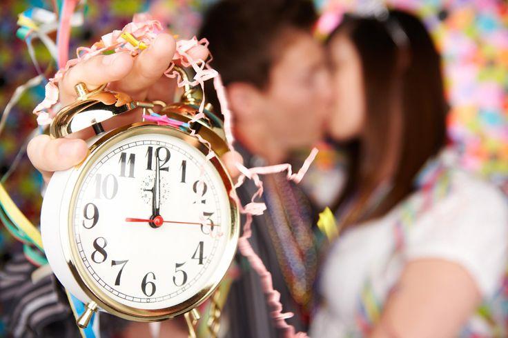 Internationaler Silvester-Kuss-VergleichWer die Silvesternacht knutschend erleben möchte, sollte den Jahreswechsel in der Schweiz