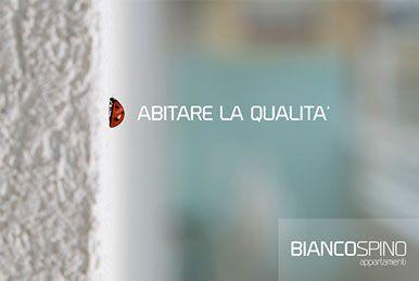 Sito web per gli appartamenti Biancospino di Riccione. Appartamenti in vendita a Riccione