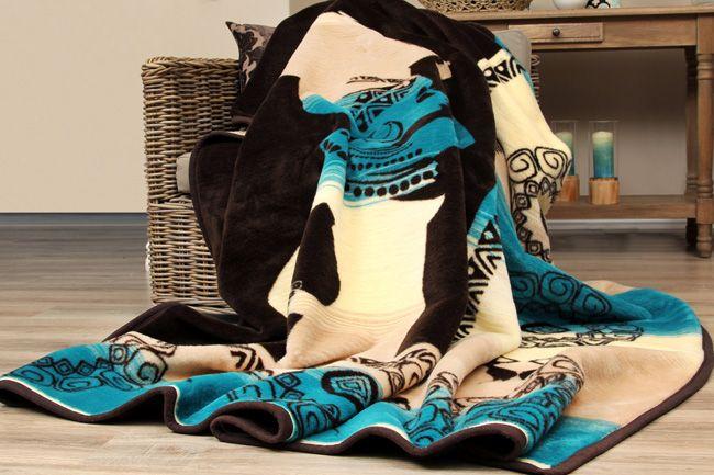 Sesli Textiles Eland Blankets