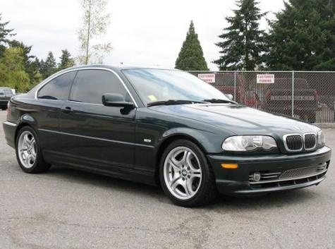 Cheap BMW 330ci Luxury Coupe — $6995