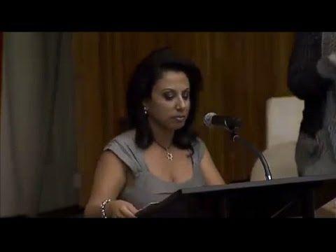 Brigitte Gabriel At The United Nations