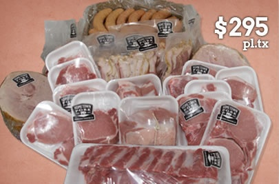 #PEI #pork for Christmas! $295 +tax