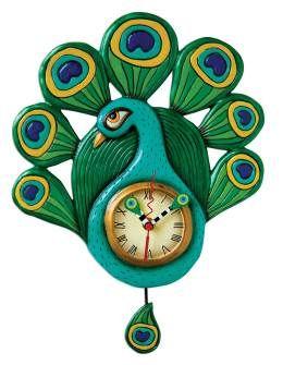 http://www.dr.com.tr/Kisisel-Urunler/Allen-Designs-Pretty-Peacock-Clock-P1212//Hediyelik-Urunler/Duvar-Saatleri/urunno=0000000575006