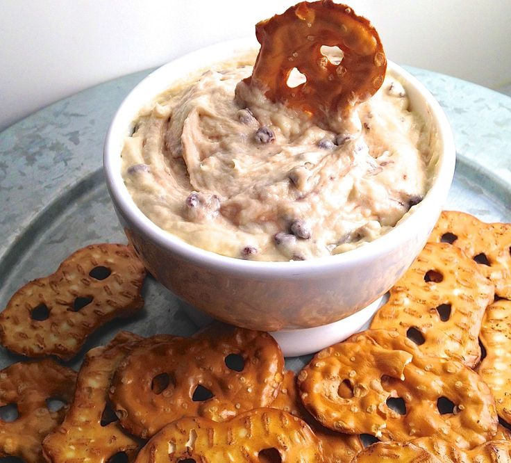 Ultra creamy and sweet, this party appetizer goes best with something salty. Get the recipe.   - Delish.com
