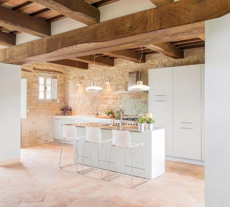 Oltre 25 fantastiche idee su moderno stile rustico su for Arredamento moderno su pavimento in cotto