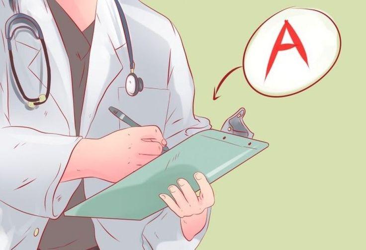 Αν η ομάδα αίματός σας είναι A Rh αρνητικό ή θετικό